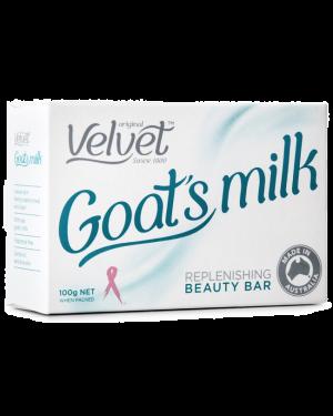 Original Velvet Goat's Milk Replenishing Soap Bar 100g
