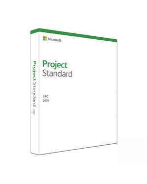 MS Project STD 2019 No DVD Retail Box