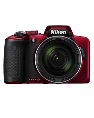 Nikon 09N-B600-Red Digital Compact Camera Coolpix B600-Image 1