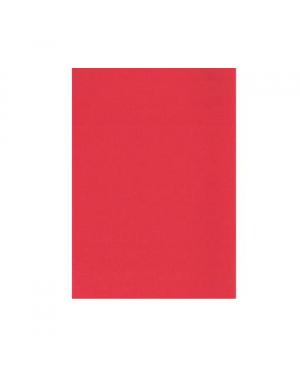 Optix board 180GSM red 10/pkt
