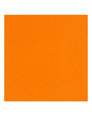 Cover A4 Optix Board 200Gsm Orange-Sold Per Pcs.