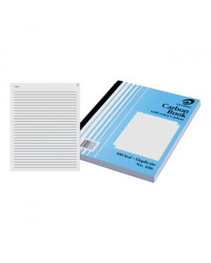 Carbon Book duplicate #606 250x200mm