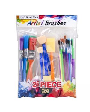 Brush Craft Value Pack 25-Set