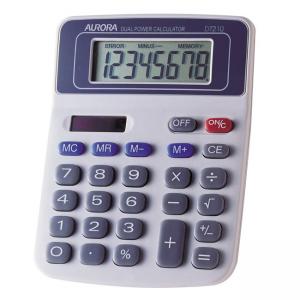 Aurora Calculator DT210 8 Digit Angle Display