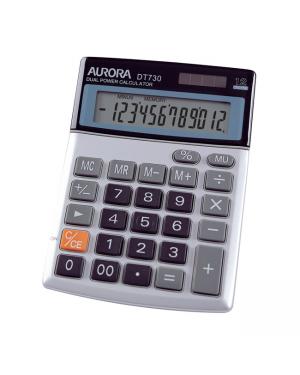 Aurora Calculator DT730 12 Digit Desktop