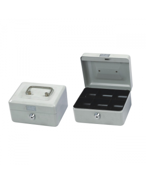 Cash Box 8401 SML 150MMX110MMX70MM Bright Office