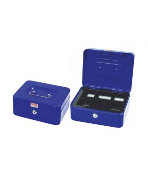 Cash Box 8402MED 200X160X80MM Bright Office