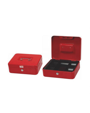 Cash Box 8403 LRG 245MMX195MMX80MM Bright Office