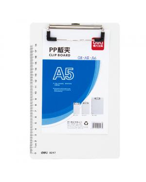 Clipboard white 228x150mm A5-9247
