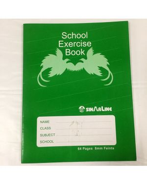 Exercise Book 64 Pages-B
