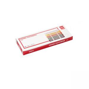 Fastener Plastic 80mm 50/Pk Asst Color-A