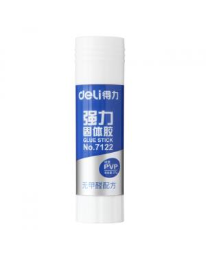 Glue stick 21g white & blue