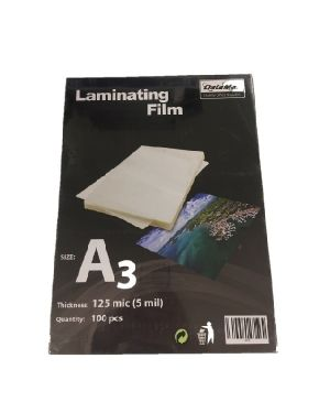 A3 Laminating Pouch 125Mic -Sold Per Piece