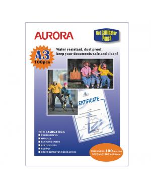 A3 Laminating Pouch Aurora -Sold Per Piece