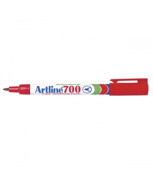 Permanent Marker Artline 700 -RED
