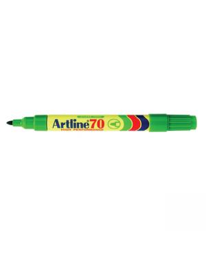 Pen Perm Marker Bullet 70 Green