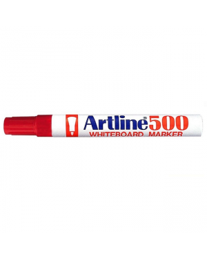 Marker Whiteboard Digital Bullet Tip Red