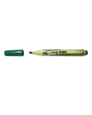 Marker permanent green A90