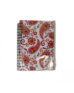 Spiral A6 Notebook 80Pages