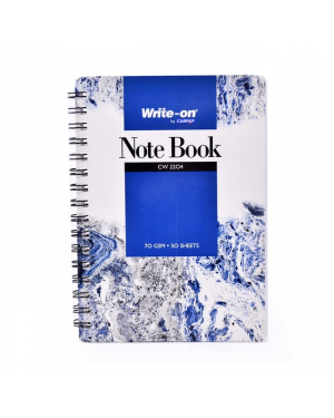 Notebook A6 50S CW2204