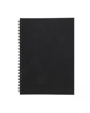 Spiral notebook D/cut A4-160 pages