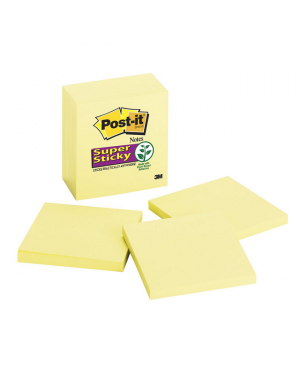 Post It Notepad Sticky Note Yellow Block 360Sht -Sold Per Pcs.