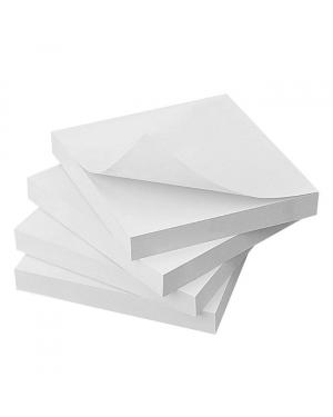 76mmx76mm Post It Notepad Sticky Note  100Sht White Kst L03