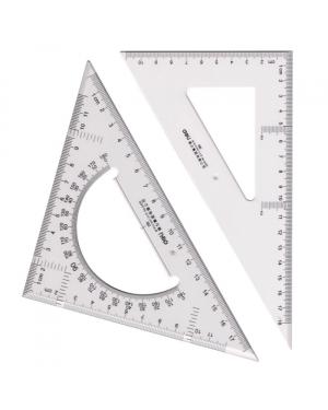 Triangle Ruler 20cm 2/pk