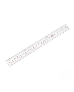 Ruler 300MM Plastic  #8801