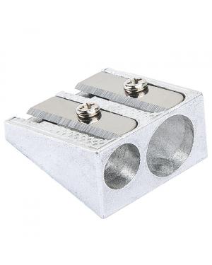 Aluminum Pencil sharpener 2 Holes 8mm & 12mm