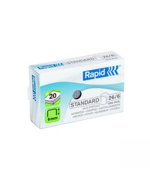 Staples 26/6/1000 Rapid/Alfax