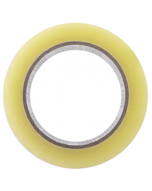 Packing tape yellow 60mmx100y