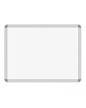 Whiteboard 600mmx900mm Magnetic Wall Mounted