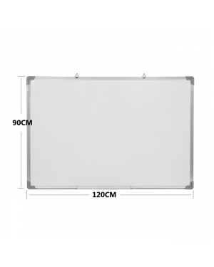 Whiteboard 900mmx1200mm Magnetic Wall Mounted