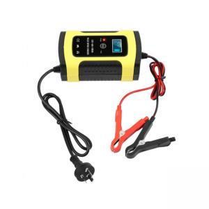 AU Battery Charger Smart 12V 6A Model 6 Stage Trickle Digital LCD Bike Car ATV-Image 2