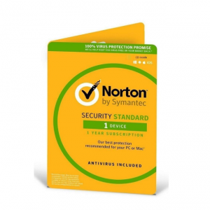 Norton 21356799 Norton Security STD 1U 1Dev 1Yr OEM