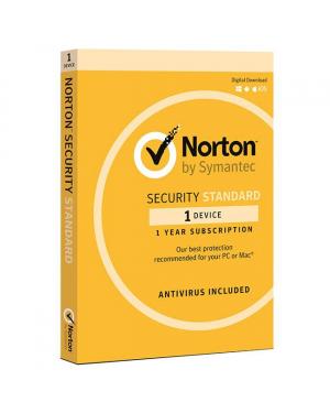 Norton 21369638 Security STD 1D 1Y