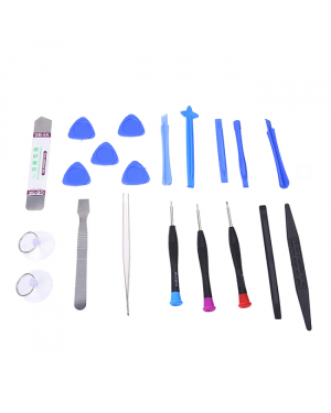 20 Pcs. Repairing Accesories Kit Spudger Pry Opening Tools