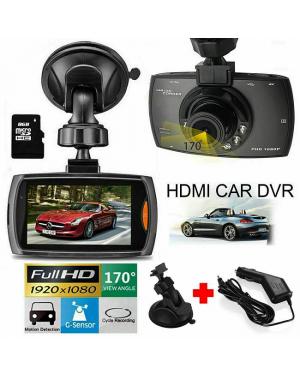 """Full 1080P Car 2.2"""" DVR DV Camera Video Recorder Dash Cam Night Vision Camcorder"""