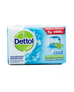 Dettol Hand Soap Cool 110g