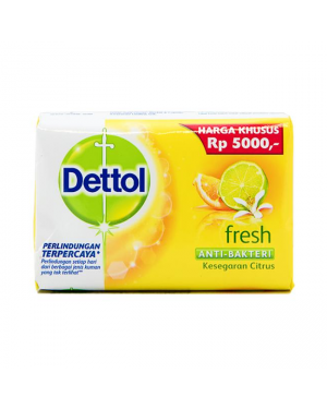 Dettol Hand Soap Fresh 110g