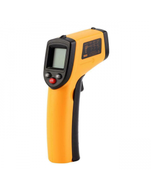 Digital LCD Non-Contact Temperature Gun NEW GM320 Laser IR Infrared Thermometer-Image 1