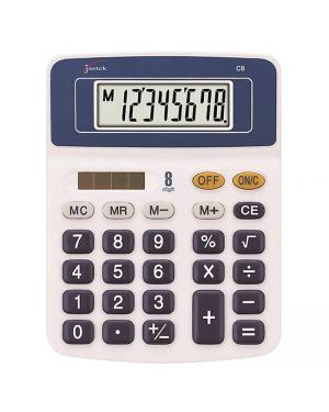 Jastek compact calculator-blue