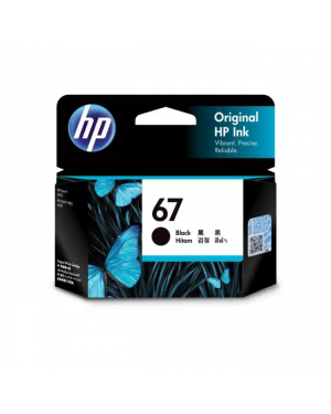 HP 3YM56AA #67 Black Ink