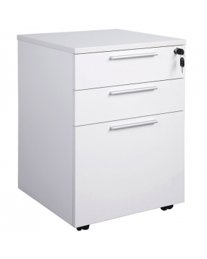 400W X 400D X 600H Mobile Drawer Cabinet