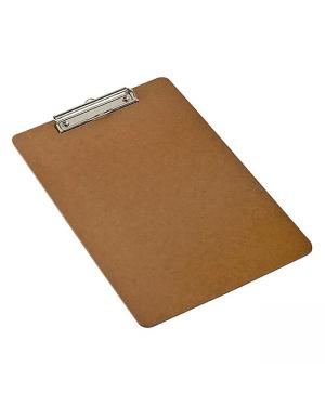 Marbig clipboard masonite small clip Foolscap