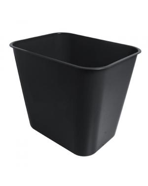 Esselte SWS Plastic Waste Bin 15L Black