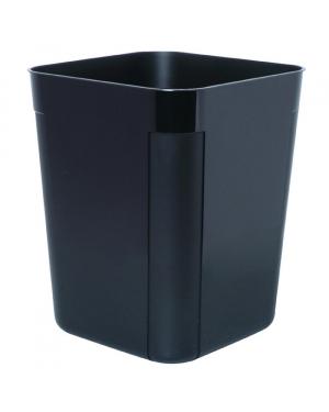 Esselte SWS Plastic Waste Bin 30L Black