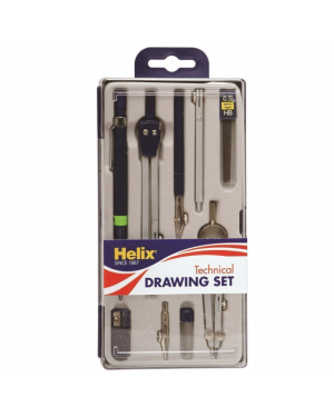 Helix Technical Drawing Set