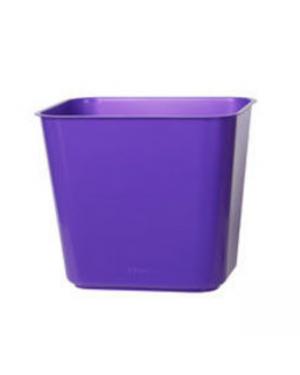 Waste Paper Bin Esselte Kalide Sws 15L Purple